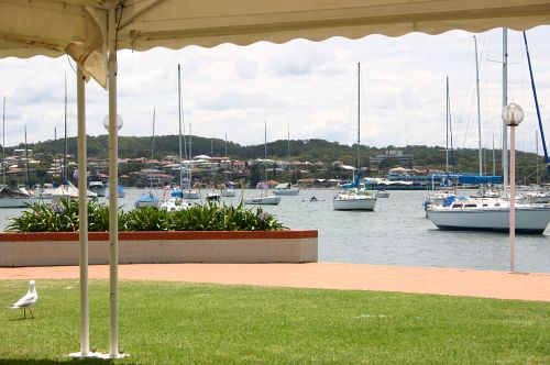 The Lake Macquarie Yacht Club, Belmont