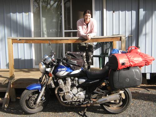 A motel in Norseman